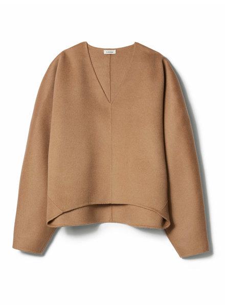 Totême Rennes sweater - Camel