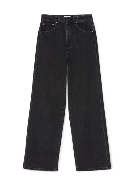 Totême Flair denim - Grey Wash