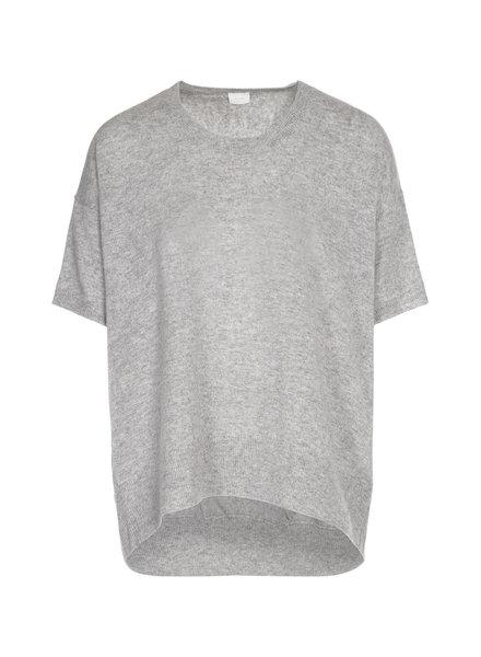 CT Plage Round cashmere pullover - L grey