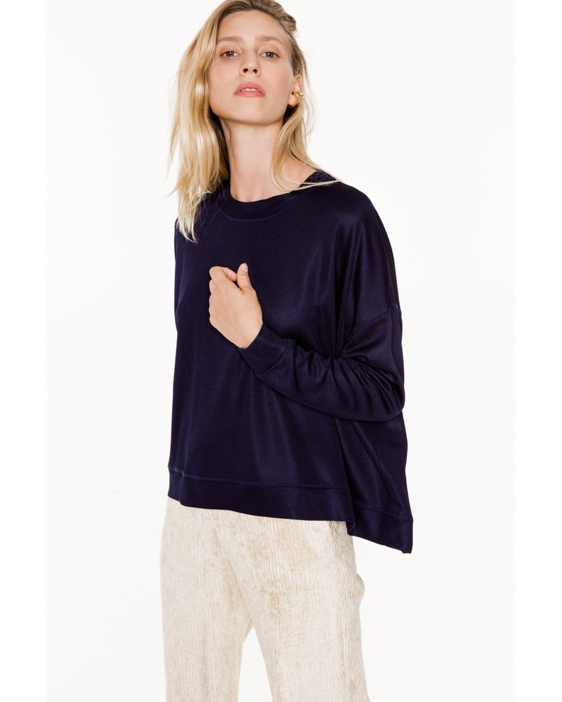 Margaux Lonnberg Sam sweater - Navy