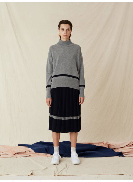 Libertine Libertine Husky knit - Grey