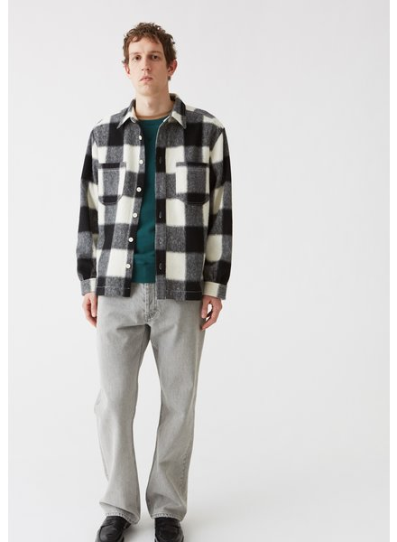 Hope Over Shirt - Off White Check