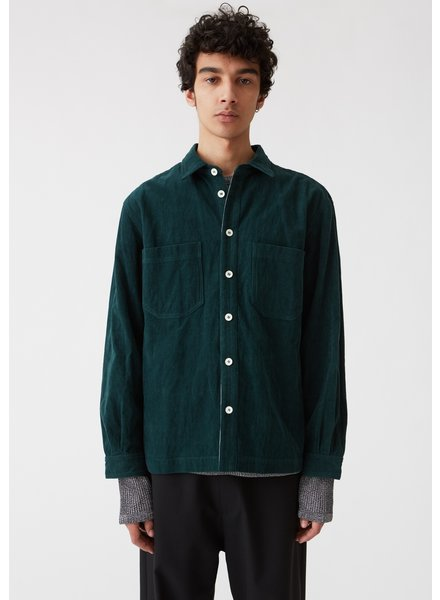 Hope Over Shirt - Deep Green