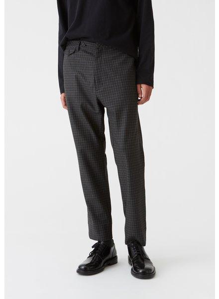 Hope Edwin trousers - Grey Check - NO RETURN