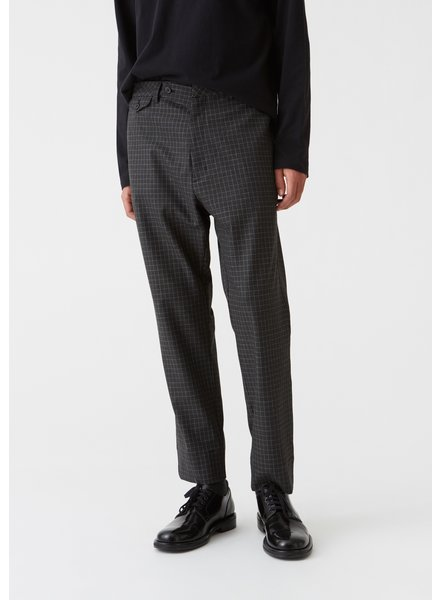 Hope Edwin trousers - Grey Check - size 44