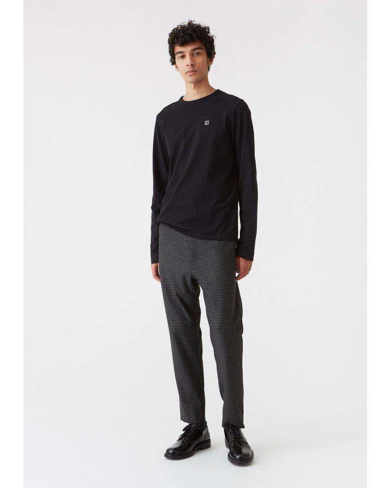Hope Edwin trousers - Grey Check