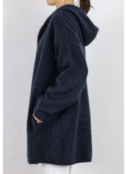 CT Plage Raccoon hoodie - Navy