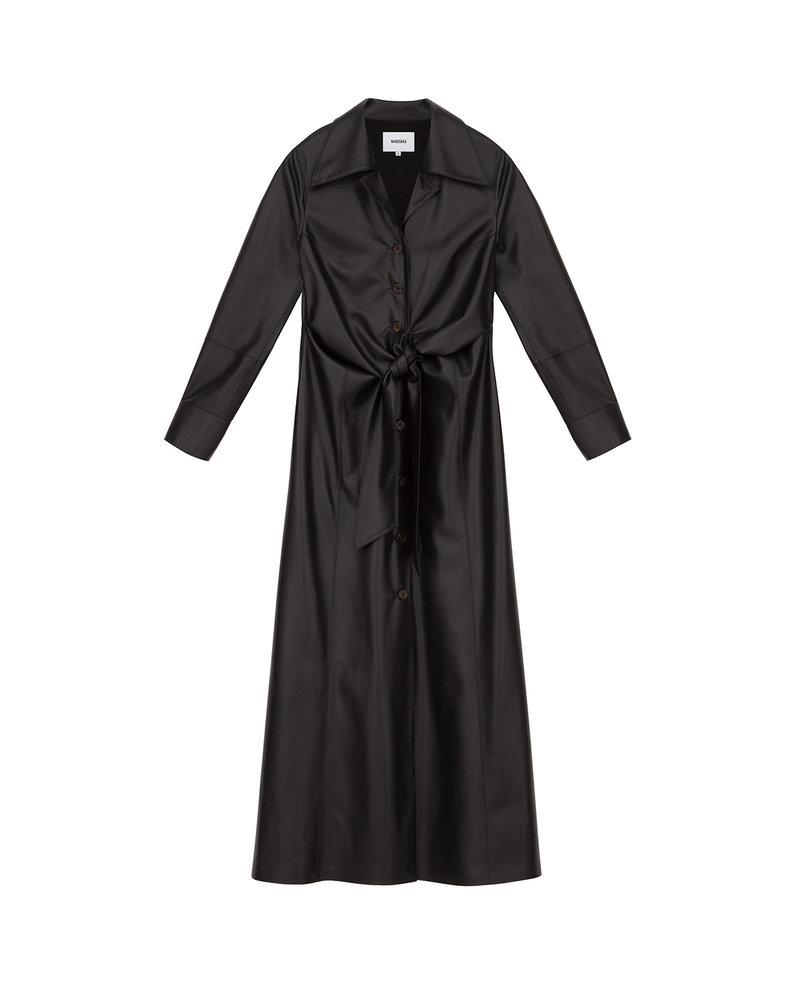 Nanushka Tarot dress - Black
