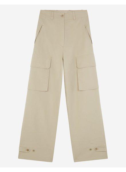Maison Kitsuné Army Pants - Beige