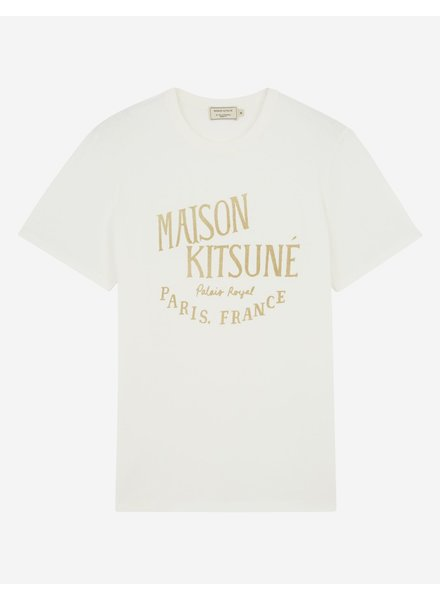 Maison Kitsuné T-shirt Palais Royal - White