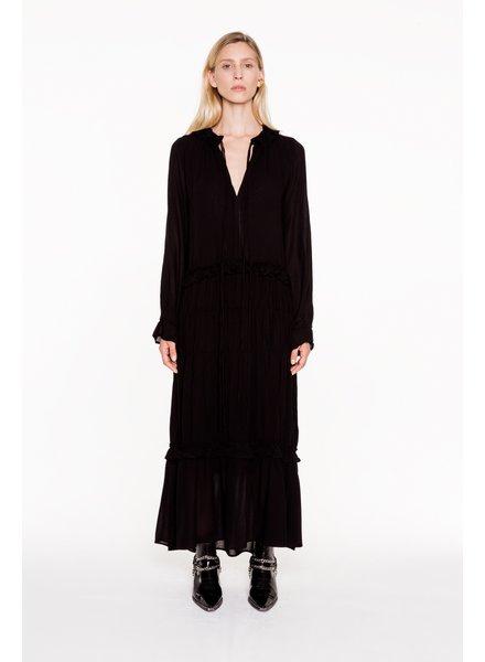 Margaux Lonnberg Theodora robe - Black