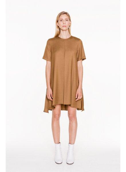 Margaux Lonnberg Valentina dress - Brown