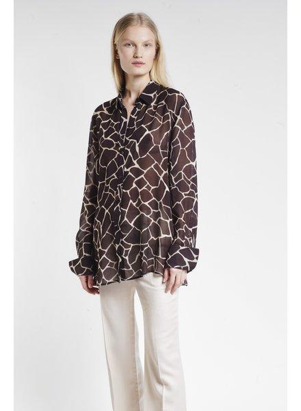 Margaux Lonnberg Wilde chemise - Girafe