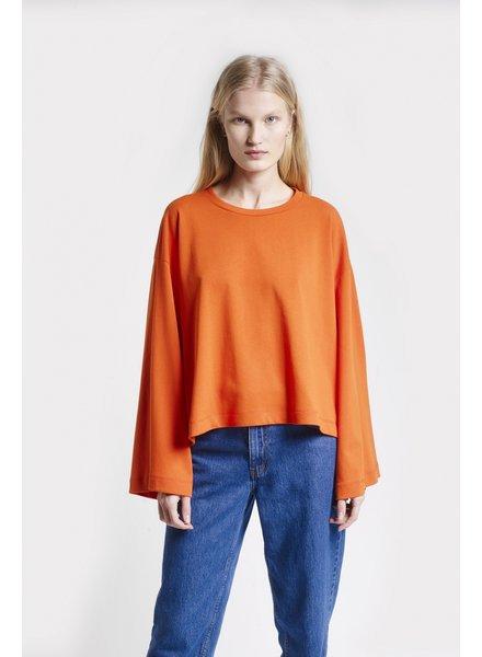 Margaux Lonnberg Frida Tee - Orange