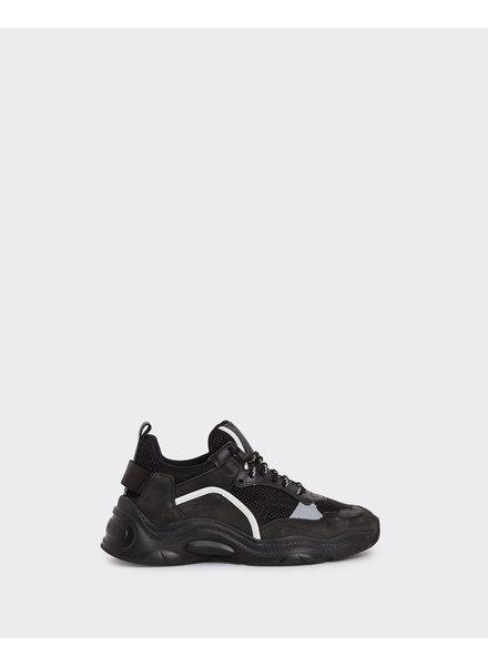 Iro Curverunner sneaker - Black