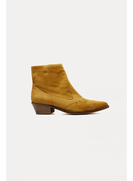 Valentine Gauthier Keith boots - Velours Honey