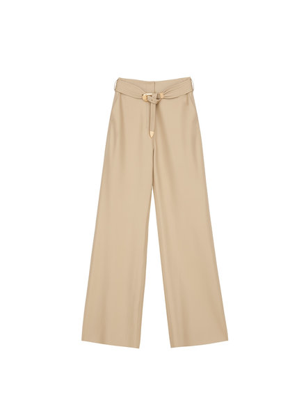 Nanushka Kisa pants - Wax Yellow