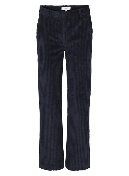 Just Female Corduroy trousers - Total eclipse