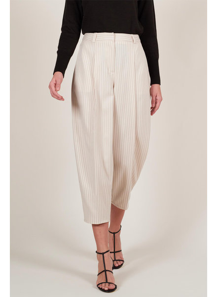 Le Brand Olive trousers - Ecru