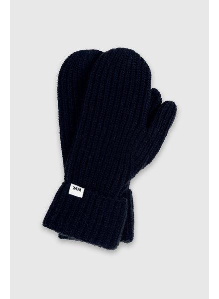Wood Wood Elna gloves - Navy