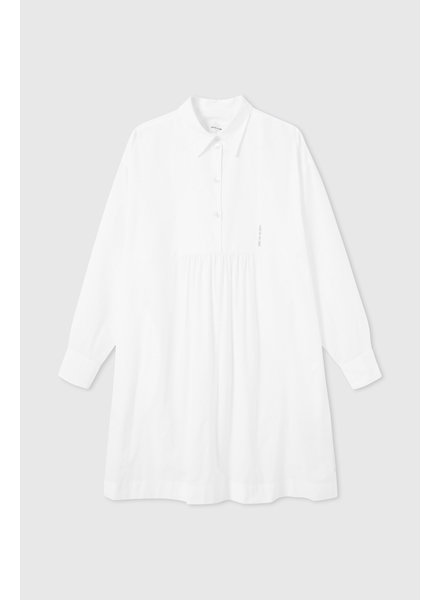 Wood Wood Janica dress - Bright White