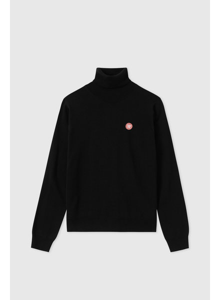 Wood Wood Bea turtleneck - Black