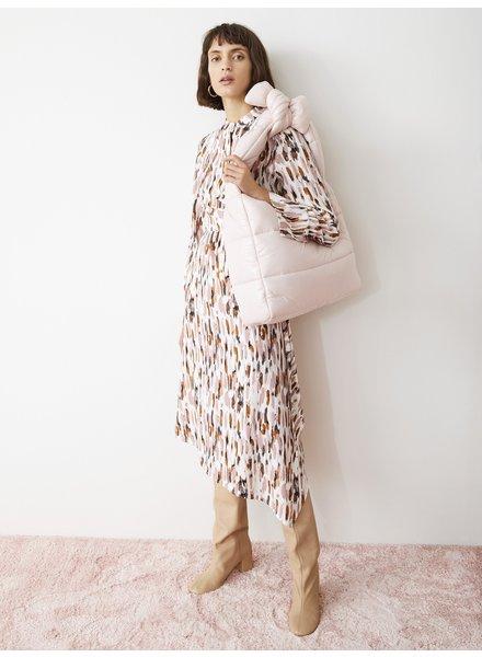 Aeron Hayes wrap dress - Plaster - size 32