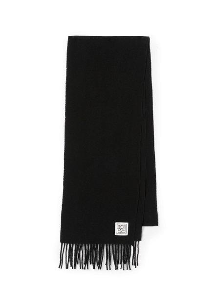 Totême Bova scarf - Black