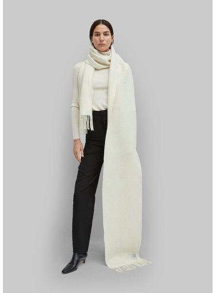 Totême Bova scarf - Ivory