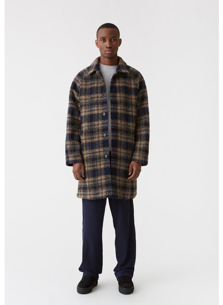 Hope Solid coat - Yellow Check