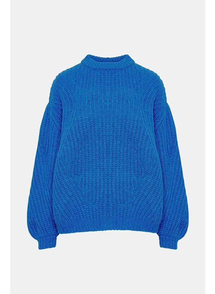 Anine Bing Jolie Sweater - Cerulean Blue