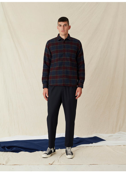 Libertine Libertine Miracle shirt - Melange Check