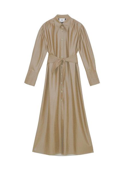 Nanushka Rosana dress - Yellow Wax
