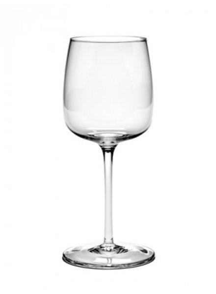 Vincent Van Duysen Witte wijn glas - Gebogen - H21cm D8,8cm 40CL