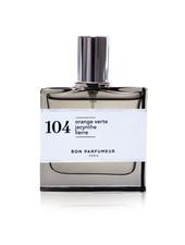 Bon Parfumeur LES PRIVES 104 green orange / hyacinth / ivy