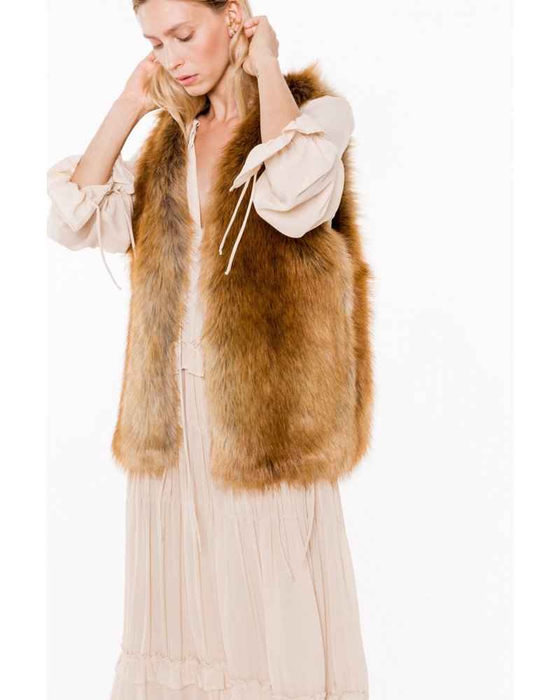 Margaux Lonnberg Gardener coat - Wolf