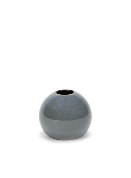 Anita Le Grelle for Serax Bolvaasje Mini Anita D2,5 H6 - Smokey Blue