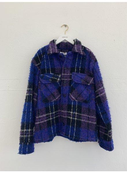 Anine Bing Samone Jacket - Purple