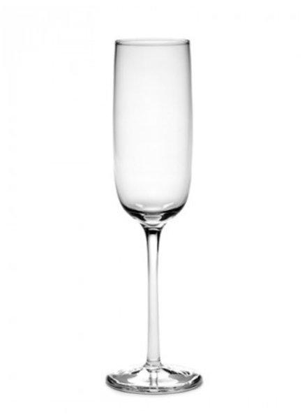 Vincent Van Duysen Champagneflûte H23 cm D6,6 cm 15CL