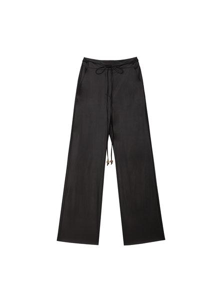 Nanushka Chimo maxi pants - Black - size L