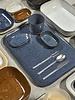 Merci for Serax Ovenschaal N°10 30,1x22,3 H5,5 - Oker/Bruin