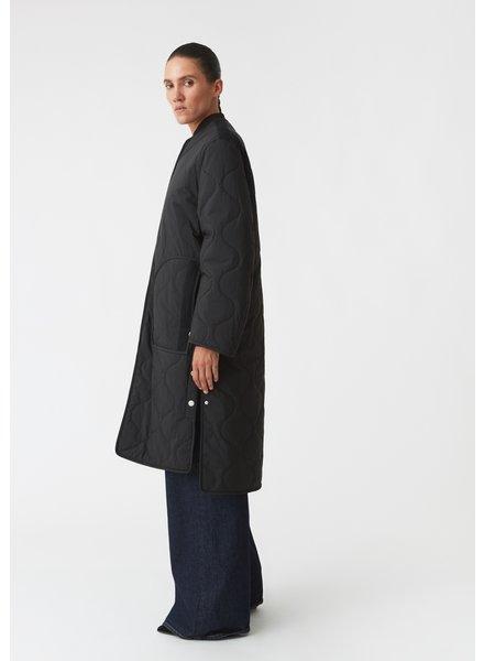 Hope Vapor coat - Black