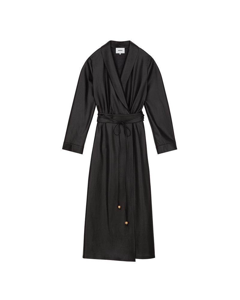 Nanushka Emery dress - Black