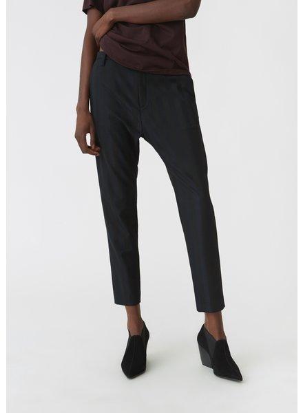 Hope Krissy trousers - Dk Blue Stripe - size 40