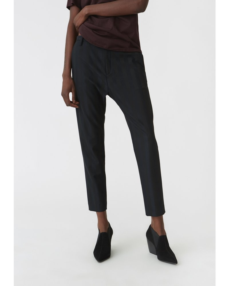 Hope Krissy trousers - Dk Blue Stripe