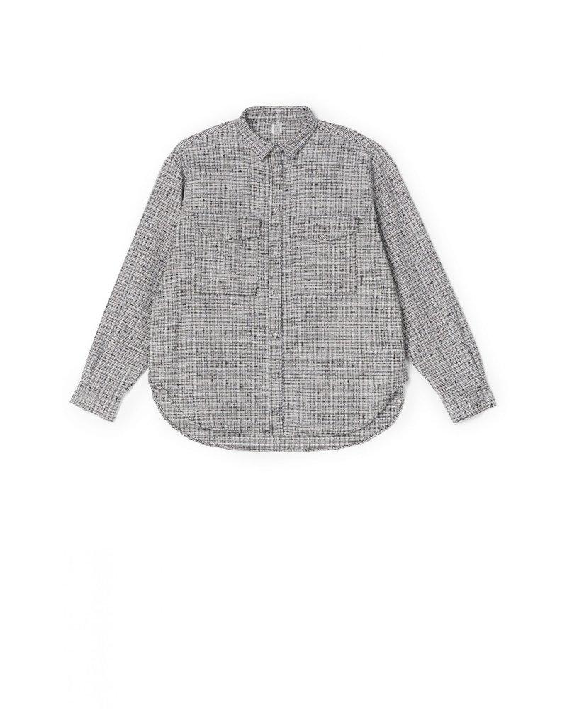 Totême Novella shirt - Black&White