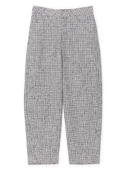 Totême Novara trousers - Black&White - size L - NO RETURN