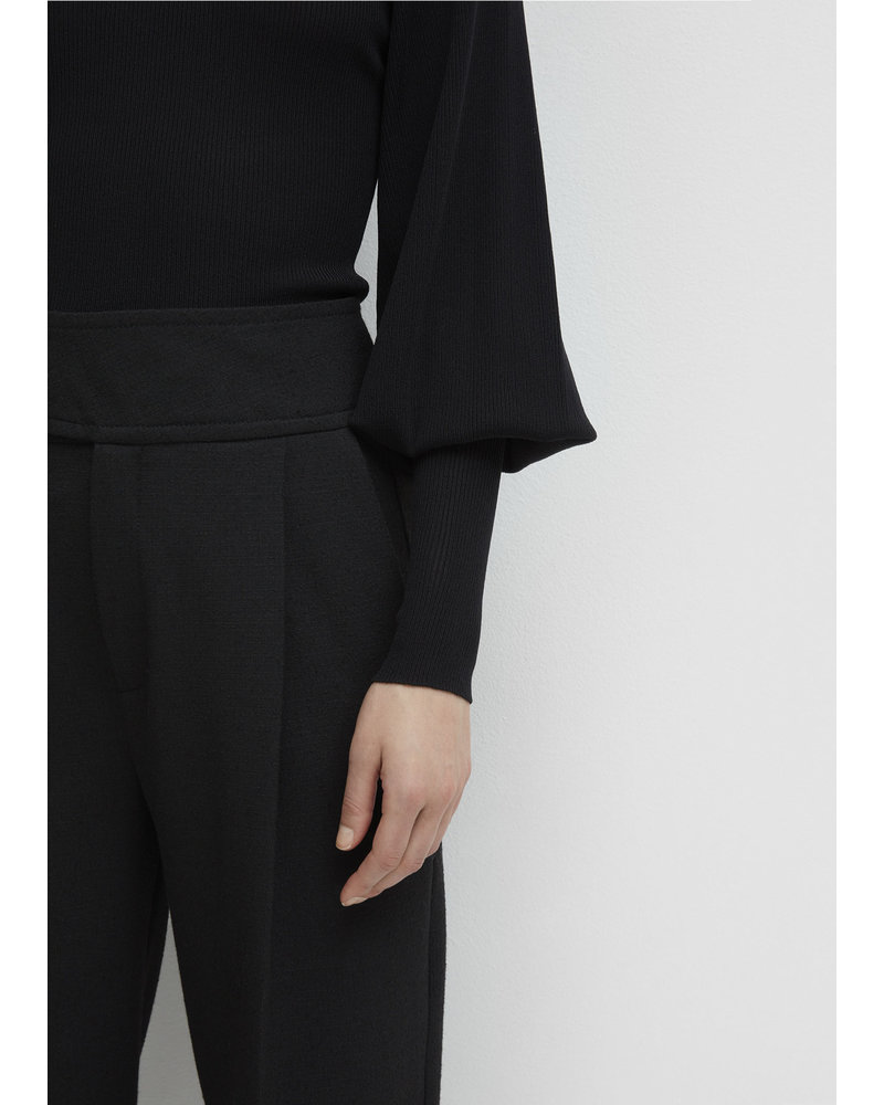 Totême Vignola top - Black
