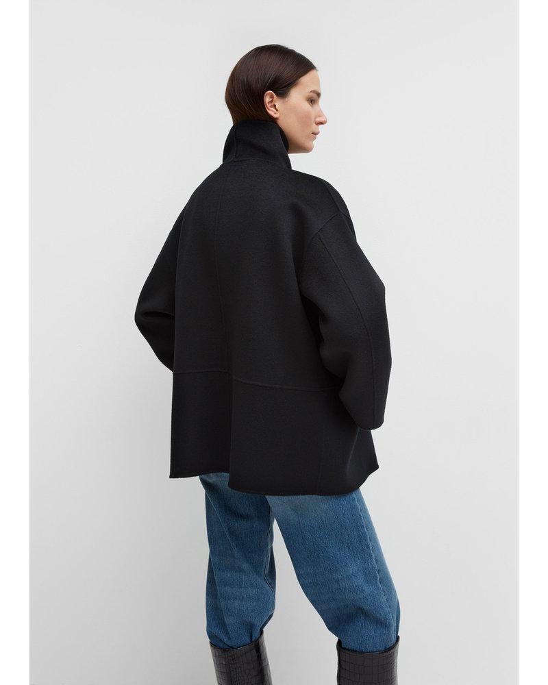Totême Annecy Jacket - Cashmere Black