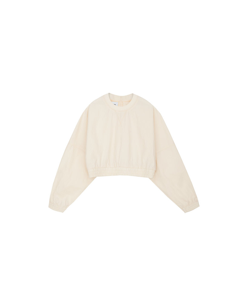 Nanushka Gunner sweater - Creme